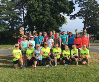 Reigate Breakfast run 2018